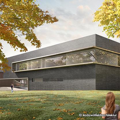 Erweiterung LWL-Klinik in Dortmund