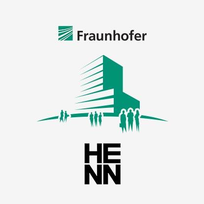 Erweiterung Fraunhofer in Garching