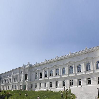 Sanierung Hauptgebäude Deutsche Akademie der Naturforscher Leopoldina, Halle (Saale)